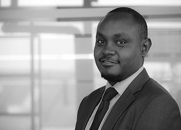 Kennedy Wandahi, Audit Manager