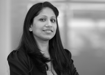Bhavisha Ramjeeawon, Integrated Client Services Manager