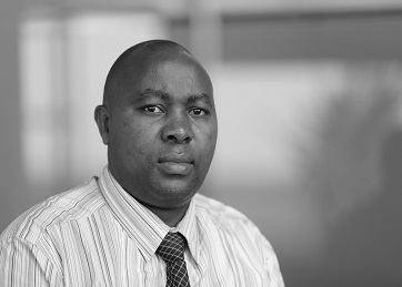 Justus Mokua, Senior Audit Manager
