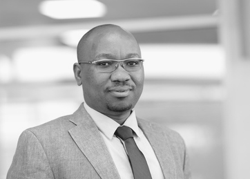 Daniel Mulwa, Finance and Administration Manager