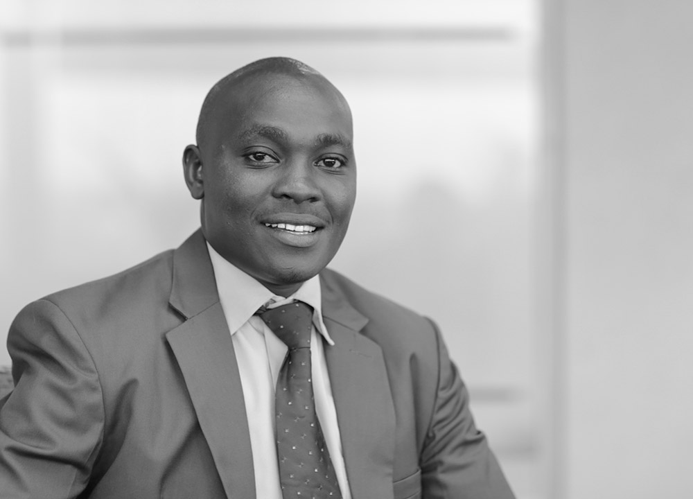 Peter Mwangi, Tax Manager